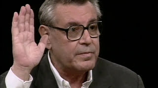 Milos Forman interview on