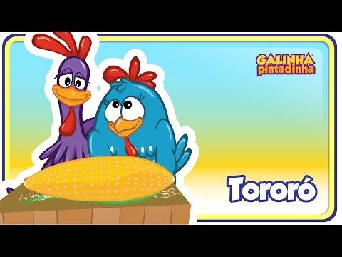 Toror - DVD Galinha Pintadinha - OFICIAL