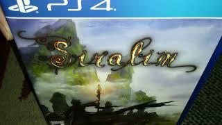 Nostalgamer Unboxing Siralim On Sony PlayStation Four PS4 Limited Run Games Region Free