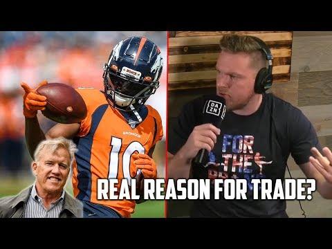 The Real Reason Emmanuel Sanders Was Traded