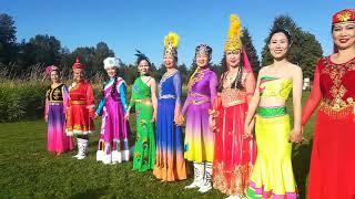 加拿大温哥华小舞花舞蹈学院摄像/摄影/编辑:唐少.