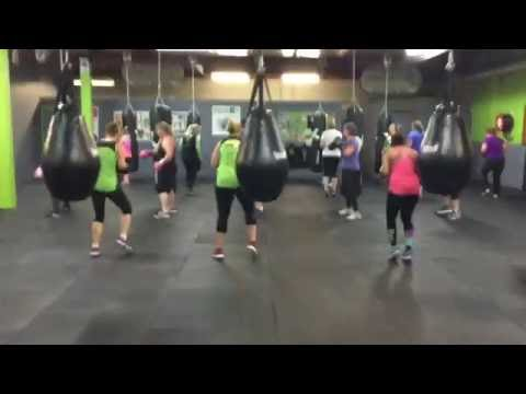 group fitness Boxing & Pilates at enerG+
