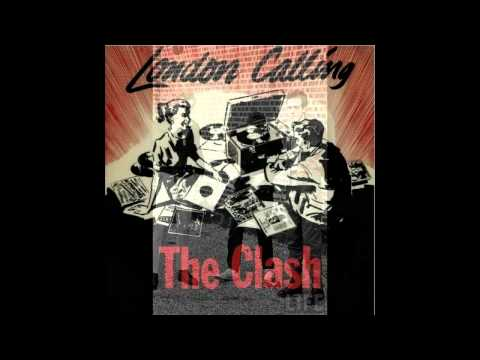 the clash - train in vain (ext version)