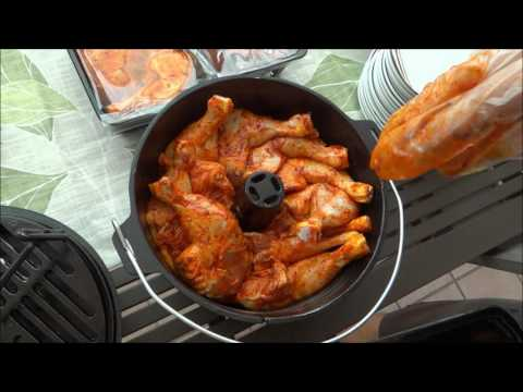 Ultimate Dutch Oven - Chicken Overload!