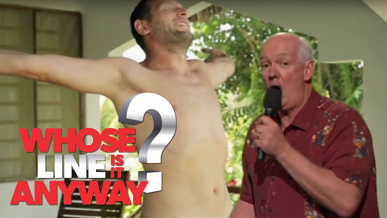 Download Colin Mochrie and the Naked Tribe - Whose Line Is It Anyway? US