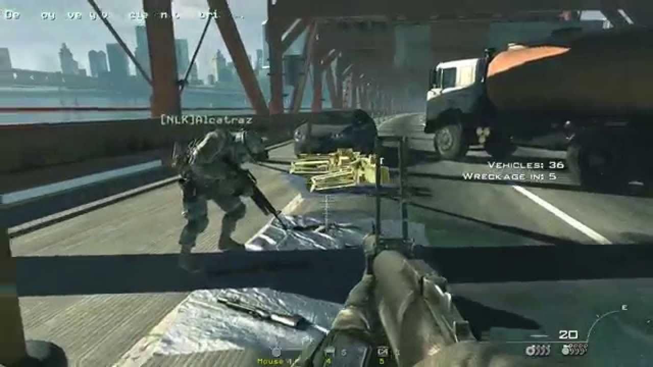 Call of Duty Modern Warfare 2 Spec Ops Delta Missions