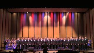 Hark! I Hear the Harps Eternal arr. Craig Carnahan Men of the Carlmont Choirs May 2015