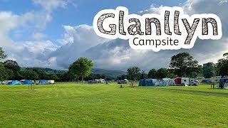 Glanllyn Campsite Wales