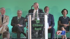 Citizens Bank unveils new corporate campus in Johnston