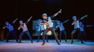 Шоу-номер по мужскому стилю. Dance Life, отчетный концерт, школа танцев в Белгороде