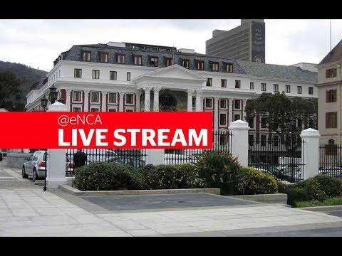 LIVE: Sassa faces Scopa in Parliament