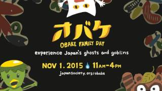 Obake Family Day: Experience Japan's Ghosts & Goblins
