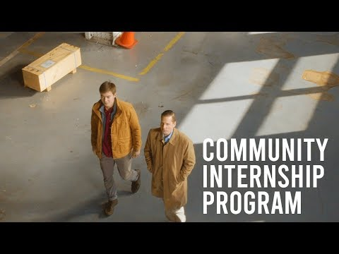 The Kenyon College Community Internship Program