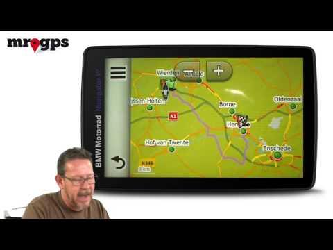 bmw navigator VI  - MrGPS review