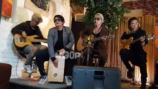 PERDANA, J ROCKS LIVE AKUSTIK LAGU BARU