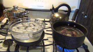 Easy Octopus Recipe - Simple At Home!!!