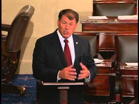 Sen. Mike Rounds speaks on the Senate floor about VA accountability
