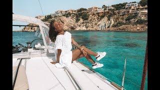 Yacht. - My Diary