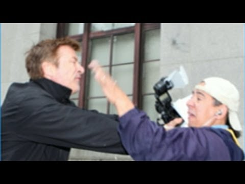 Alec Baldwin Receives Anger Management Gift From New York Daily News