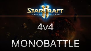 StarCraft 2 - LOTV 2016 - MONOBATTLE - TTTT v ZZTT  on Rooftop Terrace