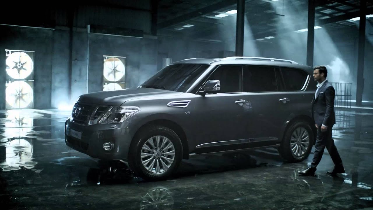 The brand new nissan patrol 2014 youtube vanachro Image collections