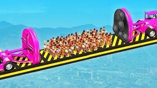 GTA 5 FAILS & WINS #61 (BEST GTA V Funny Moments Compilation)