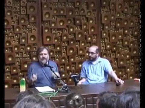 Slavoj Zizek in Kosova: Ideology between Symptom and Fetish