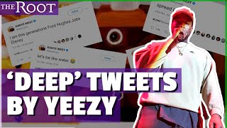 (Not So) Deep Tweets by Kanye West