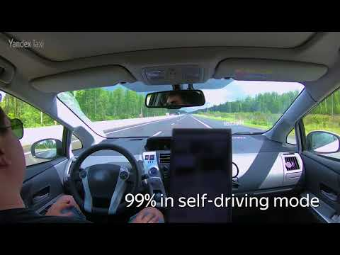 Yandex Self-Driving Car. First Long-Distance Ride