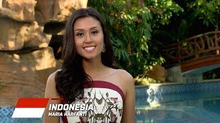 MW2015 : INDONESIA, Maria Harfanti - Contestant Profile