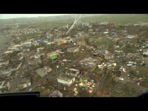 Inland Puerto Rico still suffering weeks after Hurricane Maria