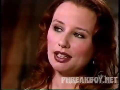 "Tori Amos 1996 ""Primetime Live"" interview"