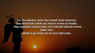 SAUDADES MAMA (official song)