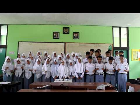 Tegami - Angela Aki (Cover by XII IPA 4 SMAN 1 CILIMUS) Ost. Have a Song On Your Lips