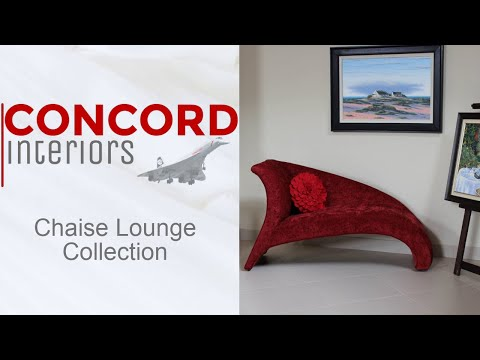 Concord Interiors Chaise Lounge Collection