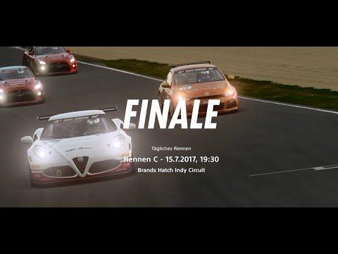 GT Sport | Beta | Brands Hatch Indy | Hyundai Genesis Gr.4 | Fuel Economy Race 15.07
