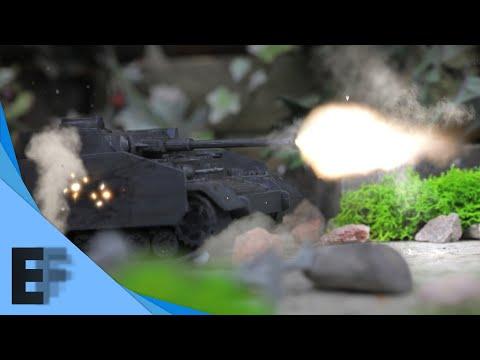 Plastic Warfare | Ep 3 | Army Men Stop Motion