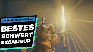 🗡️EXCALIBUR BESTES SCHWERT🗡️ - Assassins Creed Valhalla beste Waffen - AC Valhalla Guide Deutsch Thumb