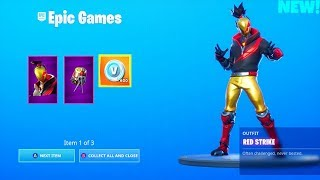 *NEW* Fortnite STARTER PACK Skin Is Here..! (LEAKED Emotes) Fortnite Battle Royale