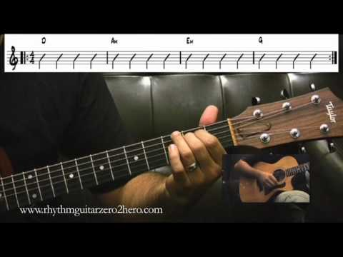 Common Chord Progressions: Beginners Instructions - Learn To Play ...