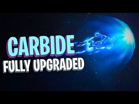 Carbide Fully Upgraded lvl 65 | Fortnite Cosmetics