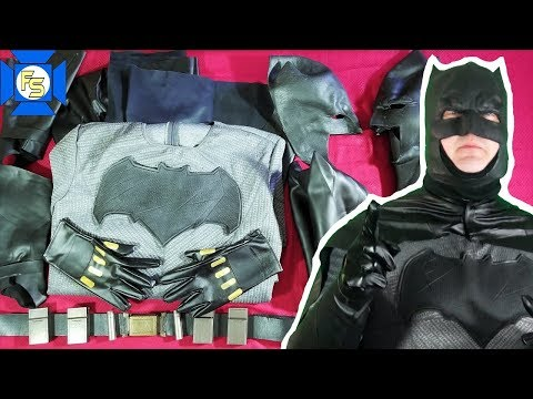 Batman Costume Review (Dawn Of Justice) - SkyCostume.com - F