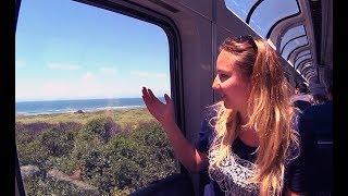 США 248: Поезд Amtrak из Лос-Анджелеса в Сан-Франциско