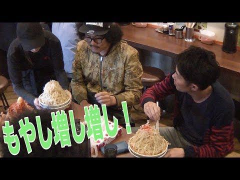 もやし増し増しラーメン!でもFujiyamaのだけ…ww【SUSHI★BOYSのいたずら #135】Bean Sprout Soup Prank