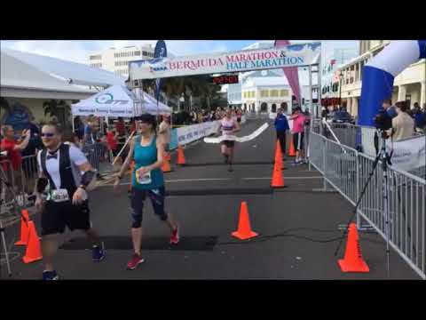 Tyler Butterfield Wins Marathon, Jan 14 2018