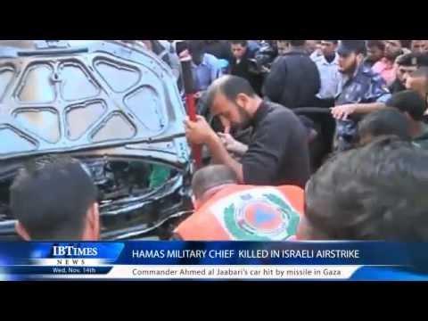 Hamas military chief  killed in Israeli airstrike