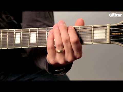 Guitar Lesson: Learn how to play Bring Me The Horizon - Happy Song