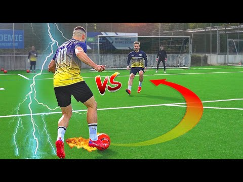 The Winner of this Painful 1v1 Soccer Challenge gets ... Challenge (4/5)