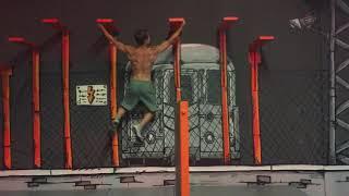 Ninja Warrior Training Benny Gleißner