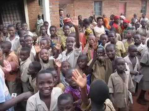 Burundi Trip May 2007